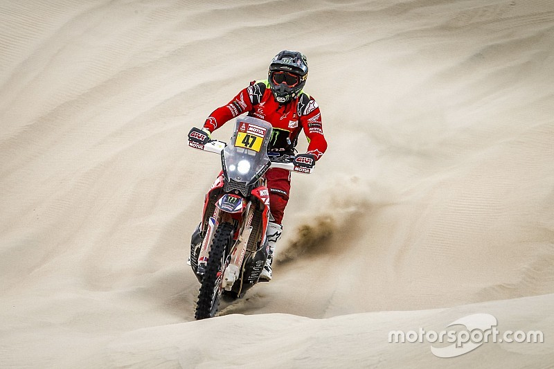 Dakar withdraws three-hour penalty for Benavides