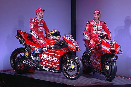 GALERI: Deretan motor dan pembalap Ducati