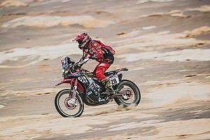 Metge gana la novena etapa en las Motos, seguido de Nosiglia