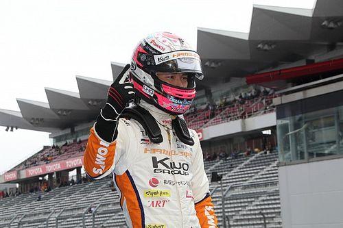 全日本F3:スタートでの出遅れを挽回、坪井翔が12連勝を達成