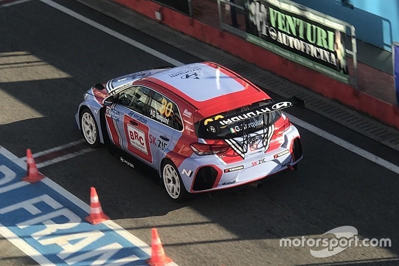"""Catsburg e Farfus provano la Hyundai a Portimão: """"E' davvero velocissima"""""""