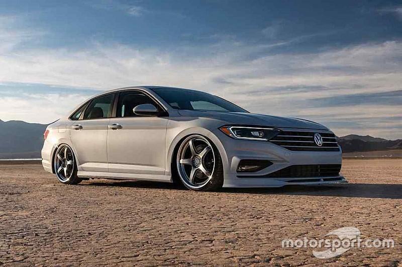 Volkswagen привезе кілька тюнінгових Jetta на виставку SEMA