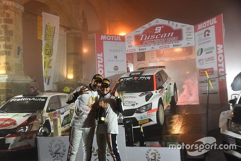Mauro Trentin e Alice De Marco Campioni Italiani Terra 2018