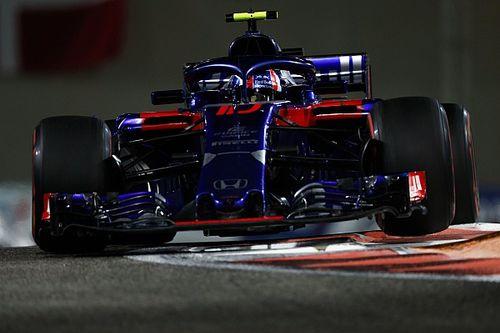 """A Toro Rosso szerint a győzelem és a dobogó """"elérhetetlen"""" álom marad a középcsapatok számára"""