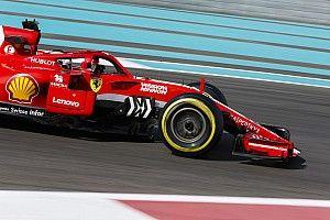 Pirelli-Reifentest Abu Dhabi: Sebastian Vettel mit Bestzeit und Crash