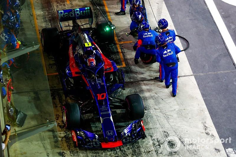 Toro Rosso, Honda konusunda Red Bull'a yardımcı olmaktan memnun