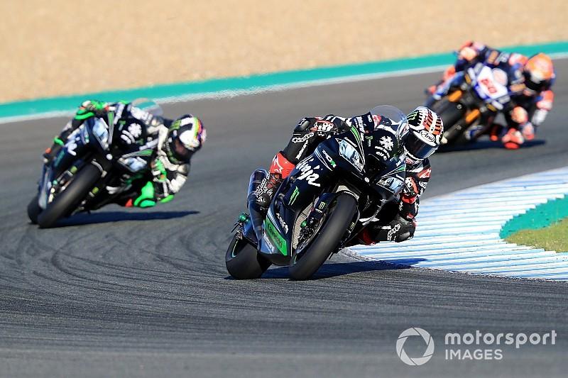 WSBK-Test Jerez: Jonathan Rea auf MotoGP-Niveau, Bautista vor Davies