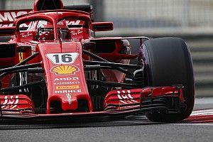 Abu Dhabi, Test Pirelli, Giorno 2: Leclerc è già più veloce di Vettel sulla Ferrari