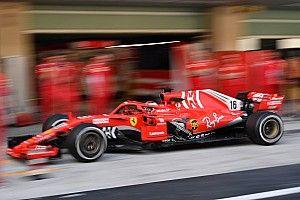Abu Dhabi, Test Pirelli F1, Giorno 2: Leclerc subito davanti con la Ferrari