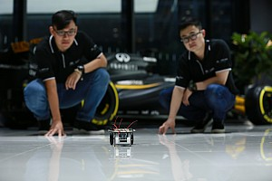 F1工程圈的召唤,你准备好了吗?