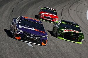 "NASCAR ""confident"" of finding fourth manufacturer for Cup Series"