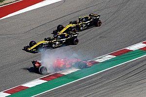 """Sebastian Vettel: Sind """"Abtriebslöcher"""" schuld an den vielen Drehern?"""
