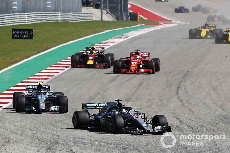 """Hamilton: F1 needs to solve """"fundamental"""" racing issues"""
