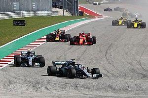 """هاميلتون: الفورمولا واحد بحاجة لحلّ مشاكل التسابق """"الجذريّة"""""""