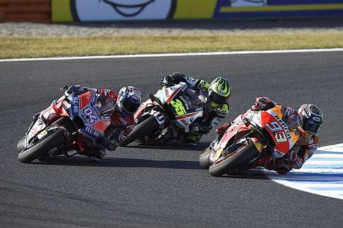 Andrea Dovizioso erklärt: Michelin-Reifen sorgen für enge MotoGP-Rennen