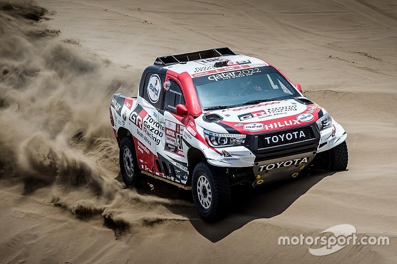 """Toyota : """"Cette année, nous devons gagner le Dakar"""""""