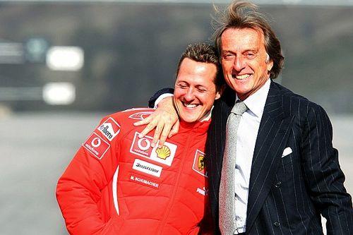 Montezemolo: Saya Belum Pernah Bertemu Schumacher