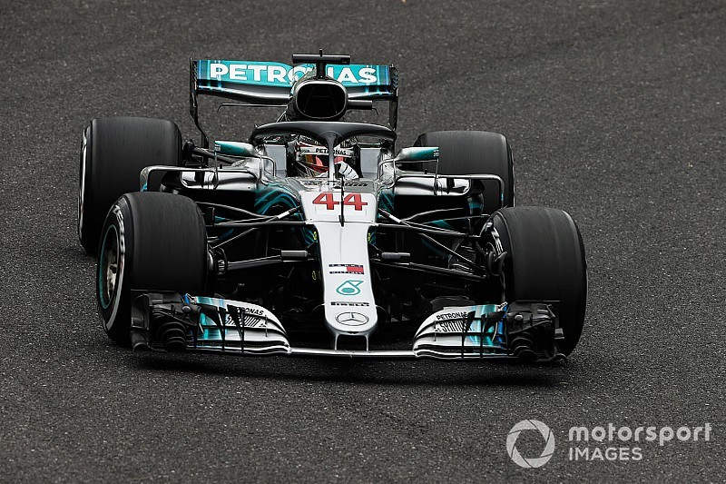 EL2 - Hamilton et Mercedes maintiennent la pression
