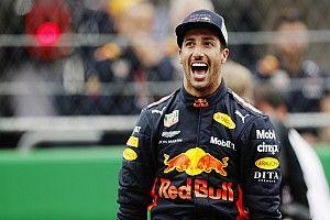 Ricciardo: Meksika'da Verstappen'i sinirlendirmeye çalışmadım