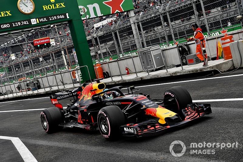 Formel 1 Mexiko 2018: Ricciardo bringt Verstappen um Altersrekord