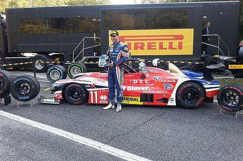 """Pirelli e Faggioli, fianco a fianco in una sfida tutta in... salita: """"Serve una gomma particolare, anche per la Pikes Peak"""""""