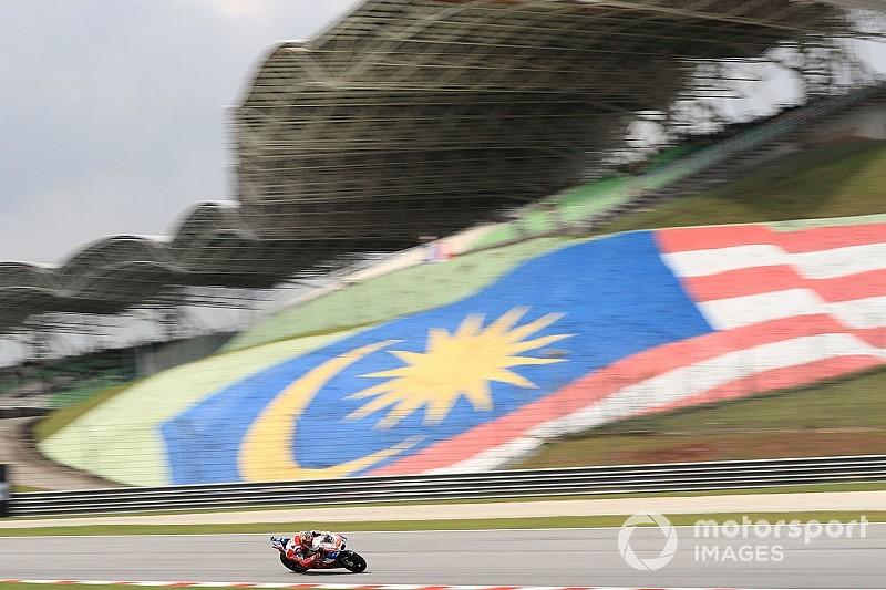 Temendo temporal, MotoGP adianta corridas em duas horas