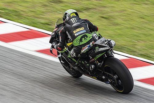 Starting grid MotoGP Malaysia 2018
