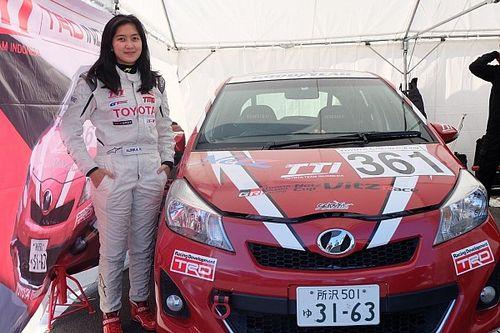 Alinka tembus babak final Toyota Gazoo Racing 2018