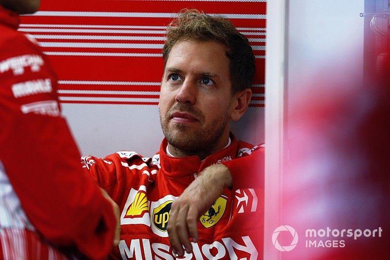 Vettel es penalizado con tres posiciones en Estados Unidos