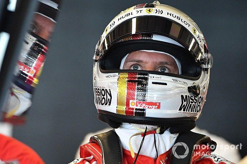 Vettel admite que tienen mucho que mejorar para ganar en Abu Dhabi