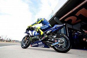 """Rossi sebessége még mindig """"nem mondható nagyszerűnek"""" az új Yamaha motorral"""