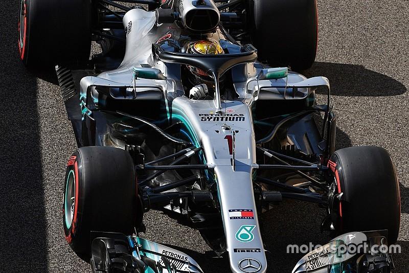 """Hamilton diz que usar o # 1 """"não significa nada"""""""