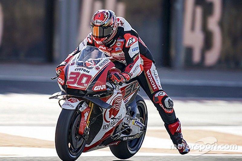 Honda pasa, en sólo tres años, de 8 a 4 motos en la parrilla de MotoGP