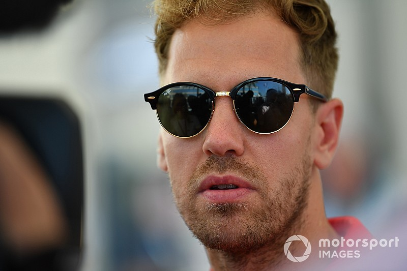"""Vettel: """"Voglio vincere per chiudere bene. E per il 2019 serve un pacchetto più forte"""""""