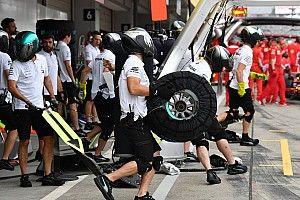 Командам Ф1 предложили отказаться от работы с шинами по пятницам