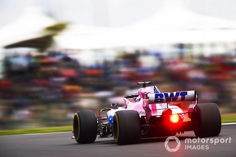 Force India, 2019'da üçüncülük için savaşmayı hedefliyor