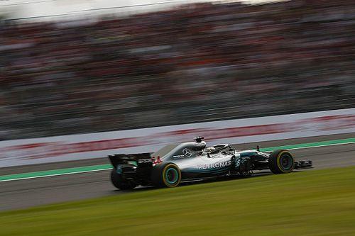 Fotogallery: Lewis Hamilton conquista la pole nelle Qualifiche di Suzuka