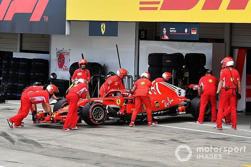 "Hamilton no esperaba que Vettel se ""desinflara"" así"