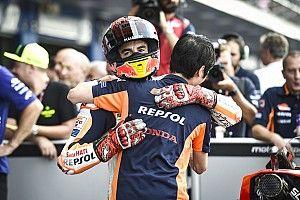 Mondiale MotoGP 2018: Marquez ad un passo dal settimo titolo, Dovi è a -77