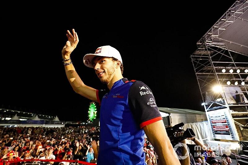 全ドライバー登壇予定! F1日本GPのステージ・前夜祭スケジュール発表
