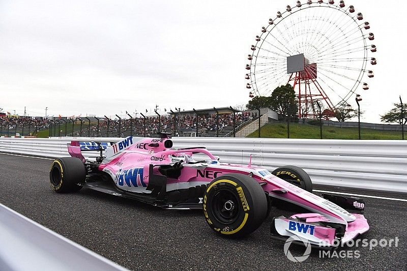 Force India creditors already paid by Stroll