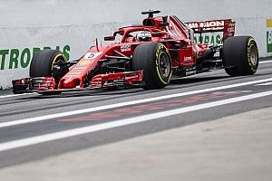 Vettel nagy idővel nyerte az FP3-at a Brazil Nagydíjon a két Mercedes előtt: Räikkönen sokat kapott