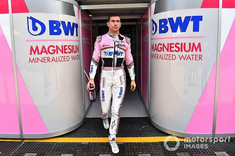 Latifi busca oportunidades en la F1 fuera de Force India