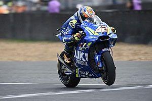 """Rins: """"Suzuki ya está probando la moto del año que viene"""""""