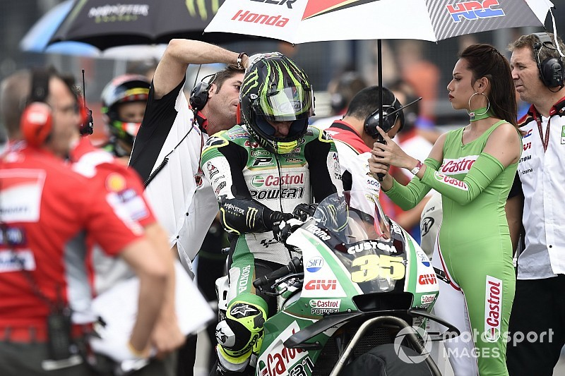 """Großes Problem"": Cal Crutchlow fordert kombiniertes MotoGP-Mindestgewicht"