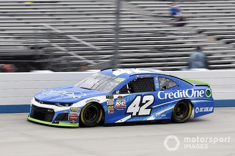 Kyle Larson fastest in final NASCAR Cup practice at Dover