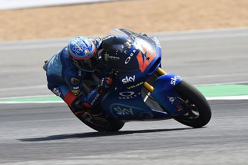 Festa italiana a Sepang in Moto2: vince Marini e Bagnaia è campione del mondo!