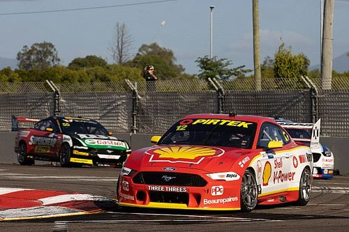 """""""It's mind games"""": Coulthard responds to Whincup jibe"""
