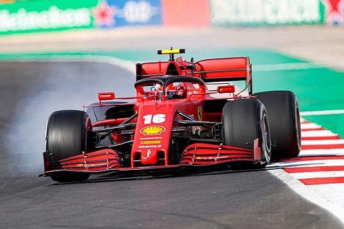 "Leclerc: ""Bene sul giro secco, in gara sarà un'incognita"""
