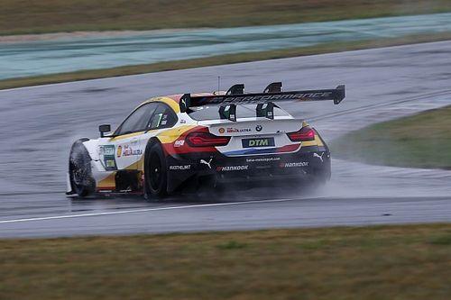 DTM: Van Der Linde mago della pioggia in Gara 2 ad Assen